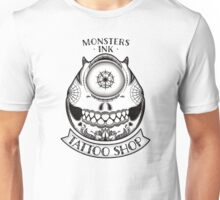 Monsters INK Mike Unisex T-Shirt