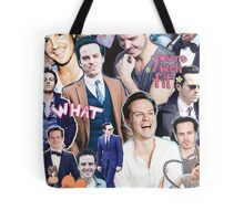 andrew scott collage Tote Bag