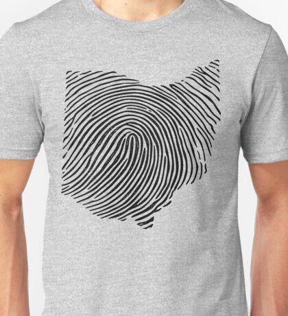 OH-ID Fingerprint Unisex T-Shirt