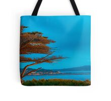 Carmel Cypress Tote Bag