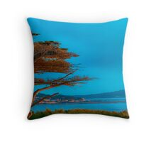 Carmel Cypress Throw Pillow