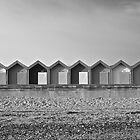 Beach Huts by scottalexander