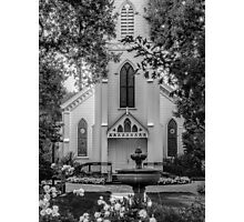 Church of the Nativity, Menlo Park, CA Photographic Print