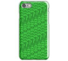 Video Game Controllers - Green iPhone Case/Skin