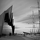 Riverside Museum - Glasgow by scottalexander