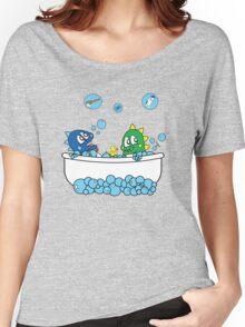 Splish, Splash, Bobble Bath! Women's Relaxed Fit T-Shirt