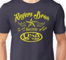 star usa ny by rogers bros Unisex T-Shirt