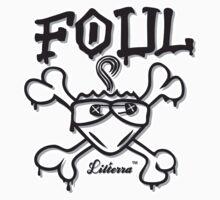 Foul - Diaper Bones  by Lilterra