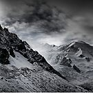 Mont Blanc by Laurent Hunziker