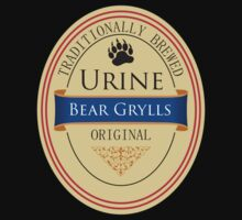 Bear Grylls Brew by icemanire
