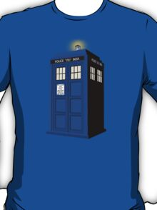Doctor Who T.A.R.D.I.S. Shirt T-Shirt
