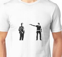 The Walking Dead Rick vs Governor Unisex T-Shirt