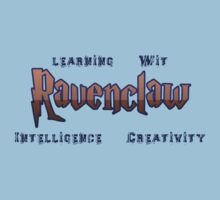 Ravenclaw House Shirt by CraftMonsters
