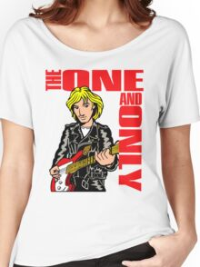 Chesney Hawkes The One And Only Women's Relaxed Fit T-Shirt