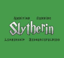 Slytherin House Shirt by CraftMonsters