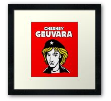 Chesney Hawkes Che Geuvara Framed Print