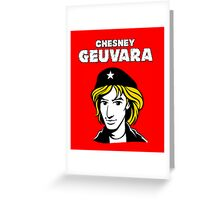 Chesney Hawkes Che Geuvara Greeting Card