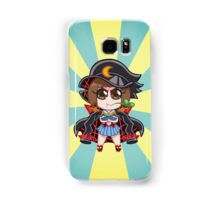 Chibi Fight Club Mako - Kill la Kill Case Samsung Galaxy Case/Skin
