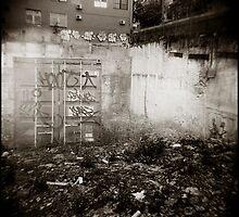 { lonely corner } by Lucia Fischer