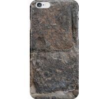 stone wall  from kirkstall abbey yorkshire  iPhone Case/Skin