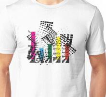 Colorful Noise Unisex T-Shirt