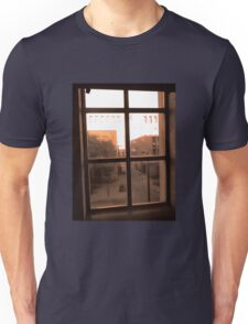 Window Dust Unisex T-Shirt