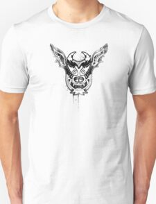 Yare devil BW T-Shirt