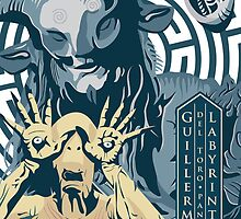 Pan's Labyrinth by jamesnorthcote