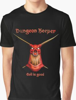 Dungeon Keeper  Graphic T-Shirt