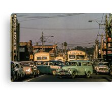 I have Right of Way 1962 Canvas Print