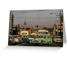 I have Right of Way 1962 Greeting Card