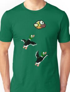 Flappy Hunt Unisex T-Shirt