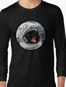 Cat-astrophe! Long Sleeve T-Shirt