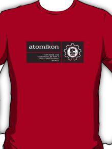 ATOMIKON Hot Rods & Motorcycles T-Shirt