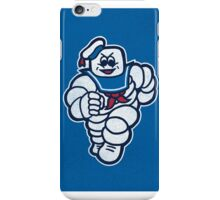 Marshmelin Man iPhone Case/Skin
