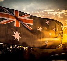 Australian Dawn by Candice O'Neill