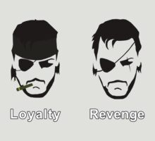 Big Boss Loyalty/Revenge by icemanire