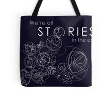 The Story of Gallifrey Tote Bag