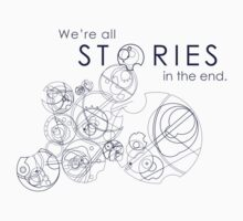 We're Just Stories by jacorobots