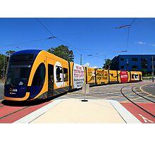 New Gold Coast Tram Photographic Print