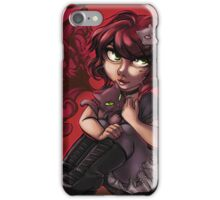 Skullrose iPhone Case/Skin