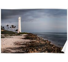 Barbers Point Lighthouse Poster