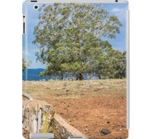 The Picnic Tree iPad Case/Skin