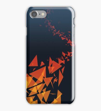 Submerged in Autumn iPhone Case/Skin