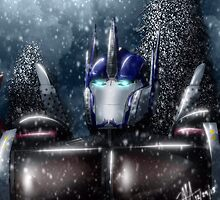 Prime's Winter Wonderland by JediPrime21