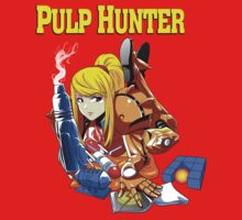 Pulp Hunter by coinbox tees