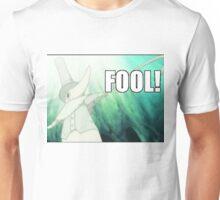 """Soul Eater Excalibur """"Fool"""" Unisex T-Shirt"""
