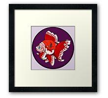 Goldfish Mary Morstan Framed Print