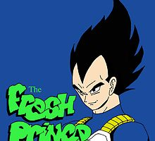 Fresh Prince of all Saiyans by insideexplosion