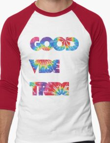 Good Vibe Tribe Men's Baseball ¾ T-Shirt